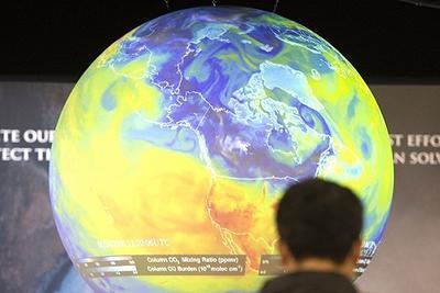 NASA:地球正以千年来从未有过的速度变暖