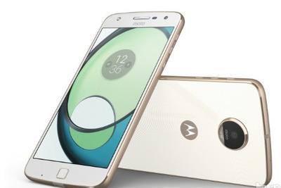Moto Z Play发布:能用50小时/骁龙625