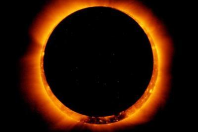 拥抱太阳的光环 非洲将上演2016全球唯一日环食