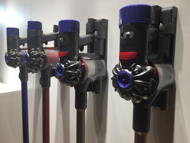 戴森发布v8系列无绳吸尘器010-57124455