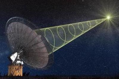 """美一研究机构试图验证所谓""""外星人""""信号"""