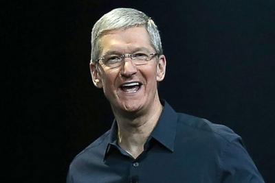 库克又抛售苹果股票:套现2900万美元