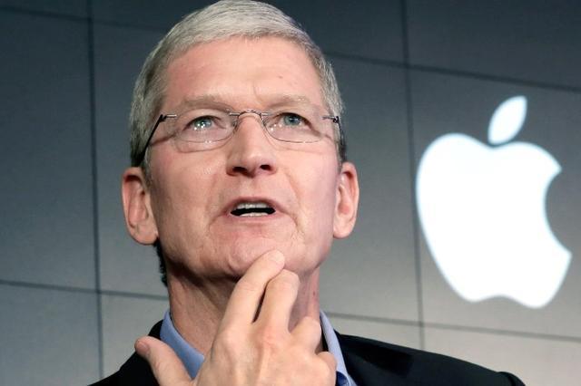 库克:苹果明年可能将把50亿美元现金转移回美国