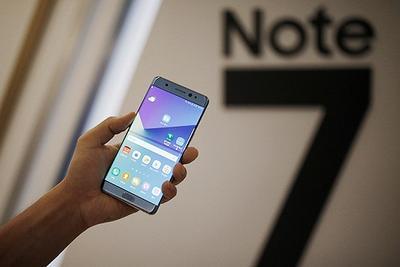 """新产品""""闯祸"""" 三星或因充电爆炸在全球范围内召回Note 7"""