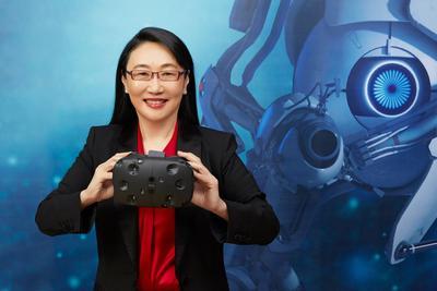 VR领域最有权力的四个女人是怎么看VR的