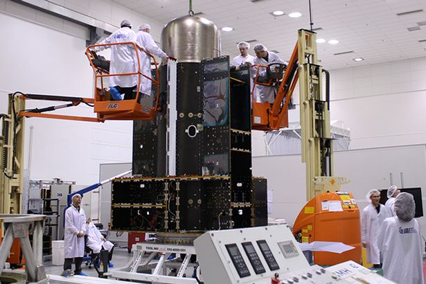 Amos-6卫星