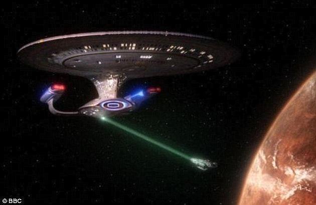 现实版牵引光束:NASA开发光束操控物体技术 已可移动微粒