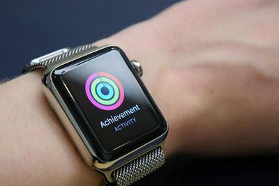 传苹果大幅增加第二代Apple Watch元件订单