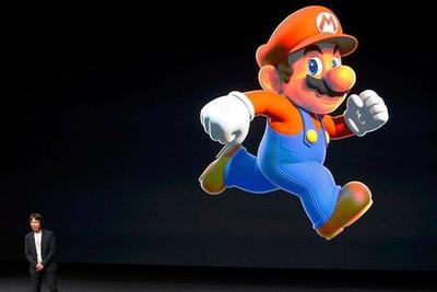 超级马里奥跑酷预计下载超15亿次 是口袋妖怪3倍