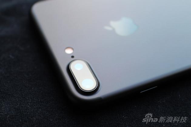 iPhone 7 Plus的双镜头