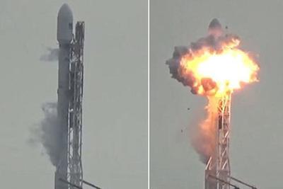 最复杂的事故!SpaceX公司就火箭爆炸原因向外界寻求帮助