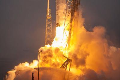 SpaceX不惧爆炸事故 计划于11月重启火箭发射