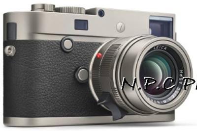 徕卡即将发布新款M-P Type 240钛金属限量版相机