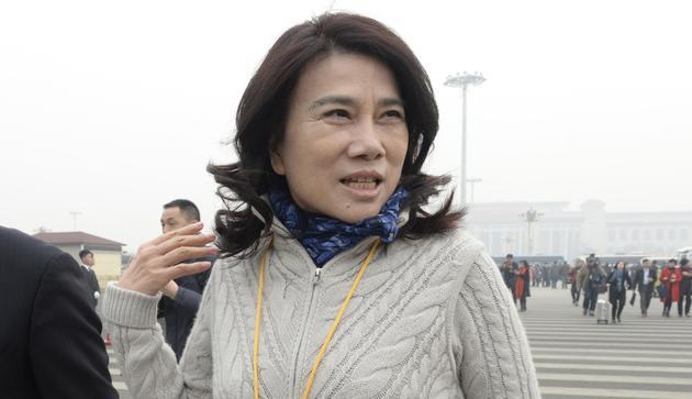 《财富》评全球50大最具影响力女性:董明珠柳青上榜的照片 - 1