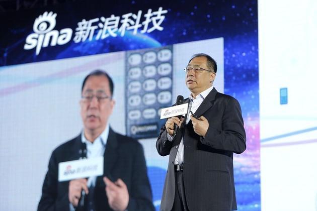 美国高通公司中国区董事长孟��