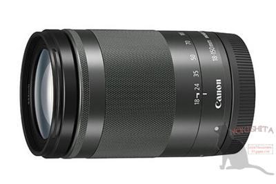 佳能EF-M 18-150mm f/3.5-6.3镜头曝光 或随EOS M5发布