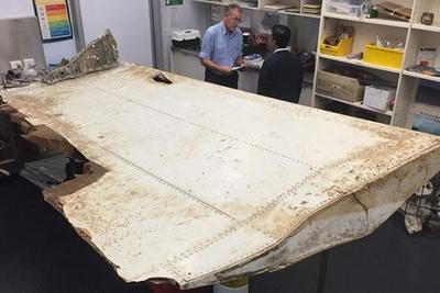 澳报告称坦桑尼亚发现的飞机残骸确认属于MH370