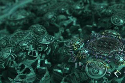"""科学家称""""时间晶体""""有可能真正存在:时间平移对称性破缺"""