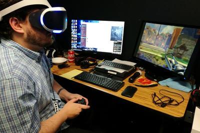 硅谷观察:VR寒潮中or爆发前夜 谷歌和英伟达怎么看