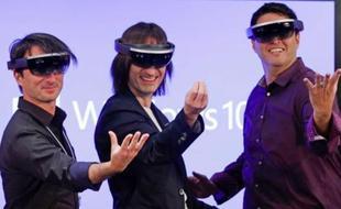 土豪公司一口气买下24000台HoloLens