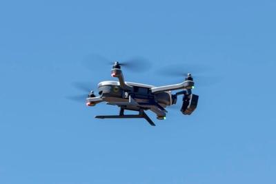 电力不足不是问题 新技术有望隔空给无人机充电