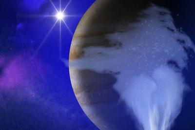 NASA将发布木卫二惊喜消息:或为其表层存在海洋的证据