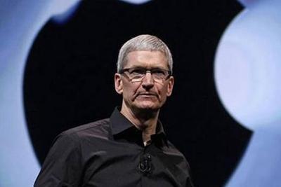 90秒回顾库克职业生涯:从小镇男孩到苹果CEO