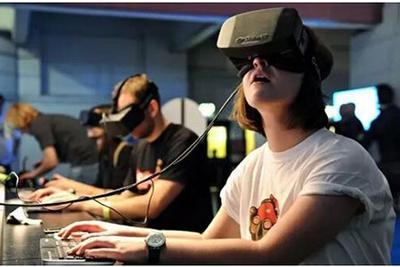 """福州的""""VR之都""""运动与新时代的大炼钢铁"""