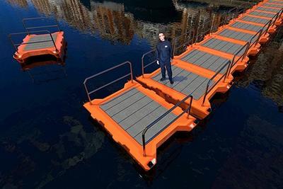 科学家在运河测试自动驾驶船只 自动水上出租车要来了
