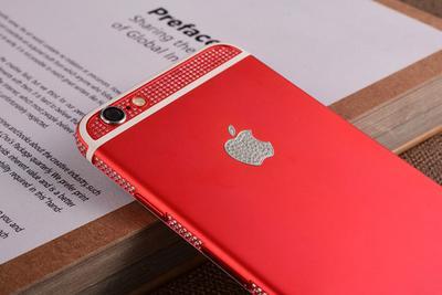 苹果还准备了红色iPhone 7 但已经被库克砍掉了