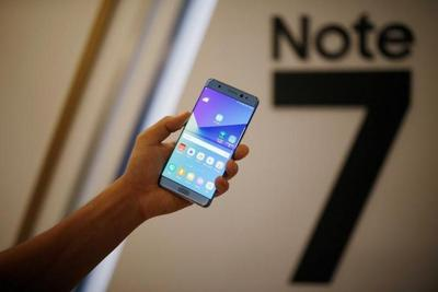 召回情况不佳 三星将Note7韩国重新开售时间推迟3天