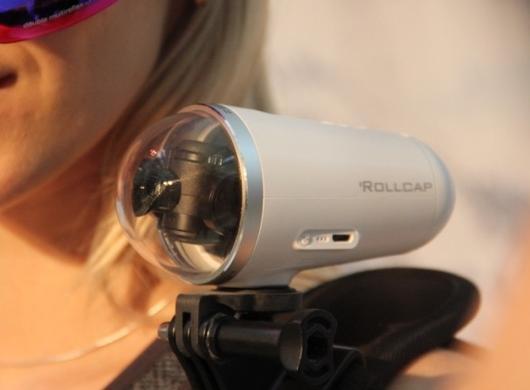 零度ROLLCAP云台相机