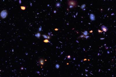 全球最大望远镜阵列实现最深层观测:星系中气体物质增多