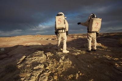 2020年中国首次火星探测计划实现三大目标:环绕 着陆 巡视