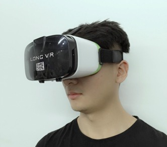 LONG VR头显产品