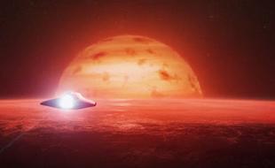 霍金称:回应类似外星信号需警惕