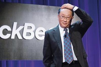 若CEO信守承诺 黑莓今日将宣布关闭手机业务