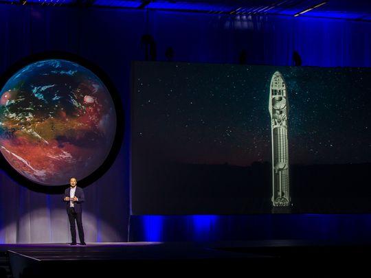 """解读马斯克登陆火星计划:30天到火星 还有""""返程票"""""""
