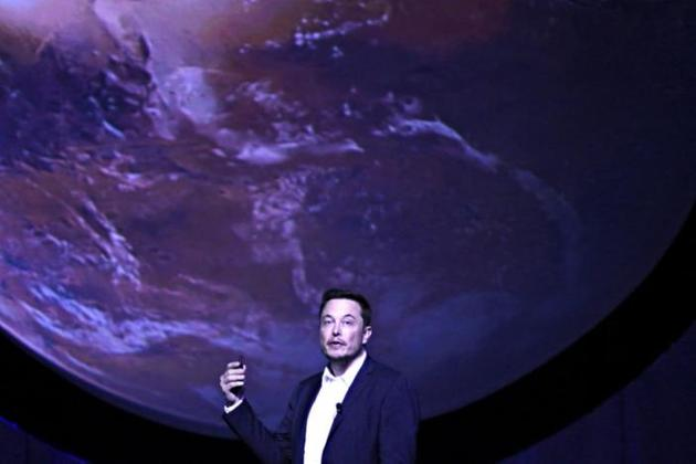 SpaceX CEO伊隆·马斯克