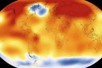 地球温度未来或上升3至7摄氏度:酷热程度人类将无法忍受
