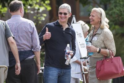 """苹果和IBM这两个曾经的死对头,怎么就""""在一起""""了?"""
