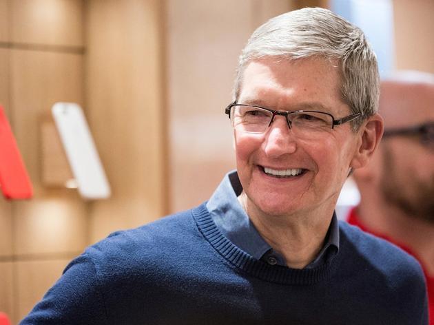 苹果公司CEO蒂姆·库克