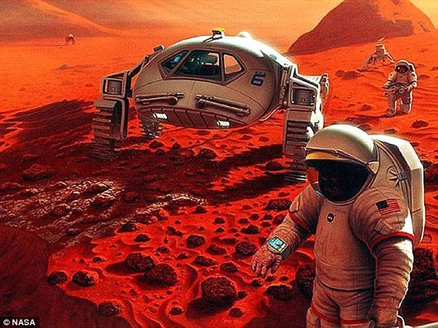 就在本周,美国参议院通过了一项两党共同提案,授权为美国宇航局提供超过195亿美元的预算,支持该机构研究将宇航员送上火星的工程,并要求载人登陆火星必须在未来25年内实现