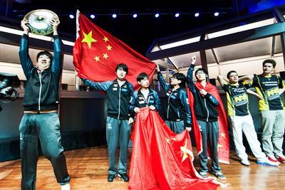 """湖南成为国内首个""""电竞专业""""获批省份 择期开始招生"""