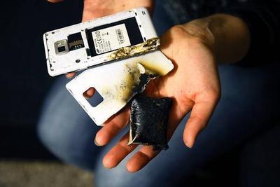 如何防止智能手机电池爆炸