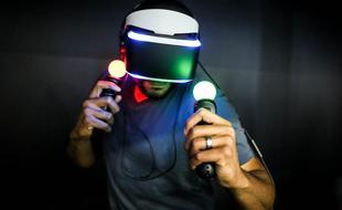 国行版PS VR 10月13日全球首发