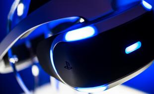 索尼正式发售PlayStation VR