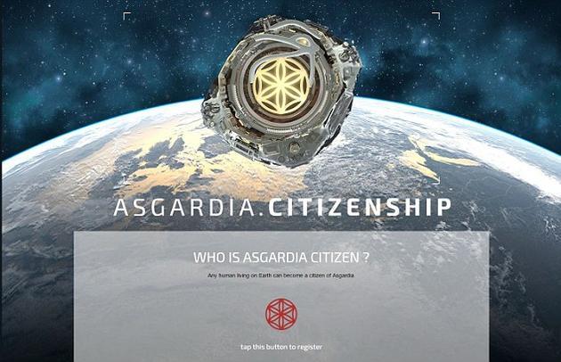 """人们可以登陆Asgardia项目的网站查看相关资讯。目前该网站只允许前10万个用户注册为新""""太空国家""""的公民。阿尔舒贝利称,Asgardia将是一个完全成熟而独立的国家,并且在未来会成为联合国的成员国;Asgardia在太空中将代表和平,并防止地球的冲突蔓延到太空中。"""
