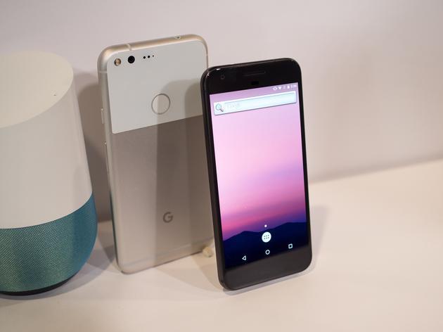 谷歌Pixel手机