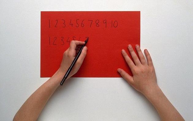 5月份的一项研究发现,人的偏手性与完成算术任务的能力有着重要联系。